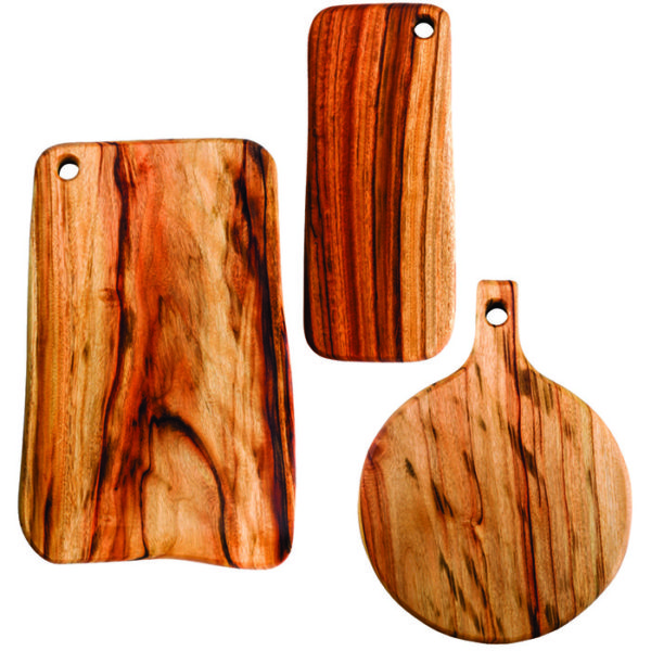 pack 5 chopping boards